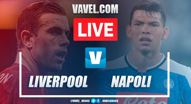 Gols e melhores momentos Liverpool 1x1 Napoli pela Champions League 2019-20