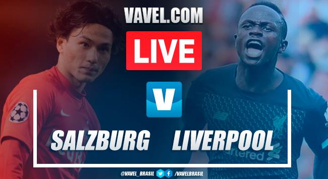 Gols e melhores momentos RB Salzburg 0x2 Liverpool pela Champions League 2019-20