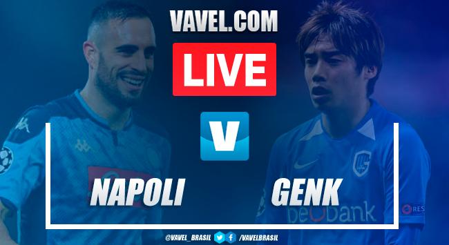 Gols e melhores momentos de Napoli x Genk pela Uefa Champions League 2019-20 (4-0)