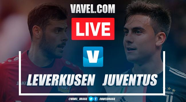 Gols e melhores momentos Bayer Leverkusen 0x2 Juventus pela Champions League