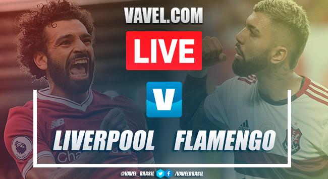Gols e melhores momentos Liverpool 1x0 Flamengo pelo Mundial de Clubes