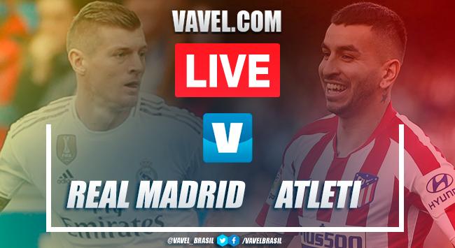 Pênaltis e melhores momentos de Real Madrid 4 x 1 Atlético de Madrid pela Supercopa da Espanha