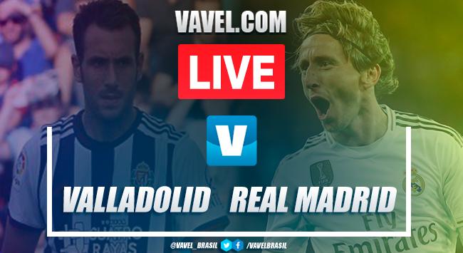Gol e melhores momentos de Real Valladolid x Real Madrid por La Liga (0-1)