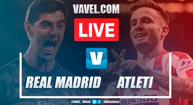 Gols e melhores momentos Real Madrid 1x0 Atlético de Madrid pela La Liga