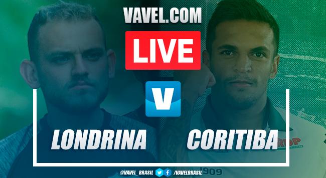 Gols e melhores momentos Londrina 2x3 Coritiba pelo Campeonato Paranaense 2020