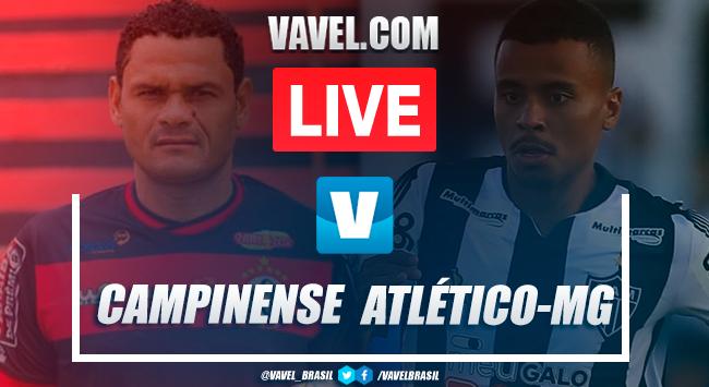 Melhores momentos Campinense 0x0 Atlético-MG pela Copa do Brasil