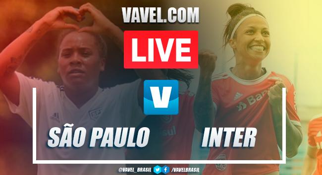 Gols e melhores momentos São Paulo 2x2 Inter peloCampeonato Brasileiro A1