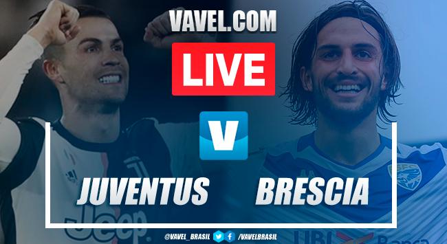 Melhores momentos Juventus 2 x 0 Brescia pelo Campeonato Italiano 2020