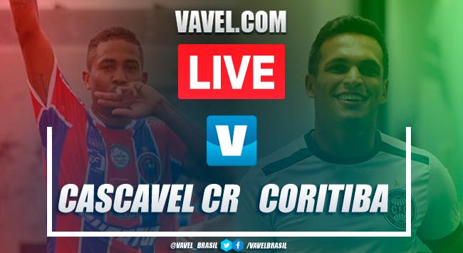 Gols e melhores momentos de Cascavel CR 3 x 2 Coritiba pelo Campeonato Paranaense