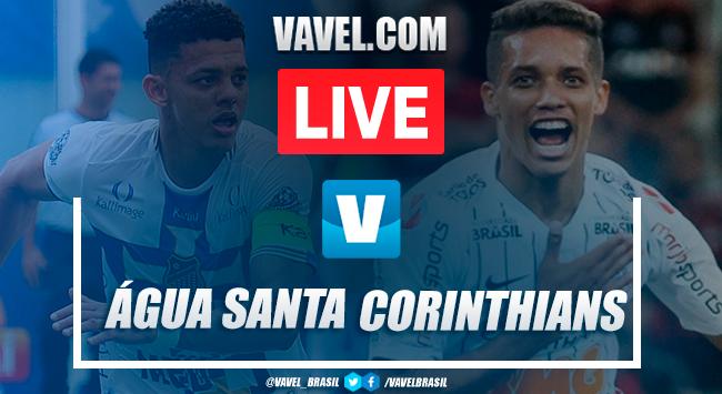 Gols e melhores momentos de Água Santa 2 x 1 Corinthians pelo Campeonato Paulista 2020