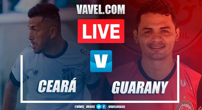 Melhores momentos de Ceará 0x0 Guarany de Sobral pelo Campeonato Cearense 2020