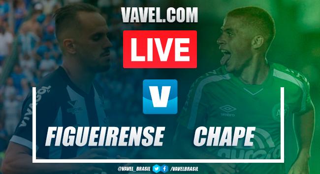 Melhores momentos de Figueirense 0x0 Chapecoense pelo Campeonato Catarinense 2020