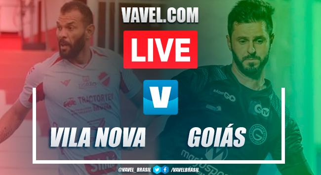 Melhores momentos de Vila Nova Goiás pelo Campeonato Goiano 2020 (0-0)