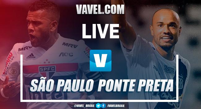 Gols e melhores momentos para São Paulo 2x1 Ponte Preta pelo Campeonato Paulista 2020