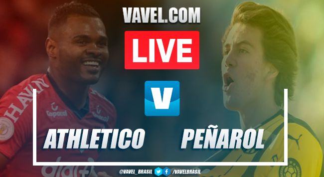 Gols e melhores momentos para Athletico-PR 1x0 Peñarol pela Copa Libertadores 2020