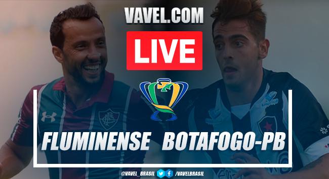 Gols e melhores momentos de Fluminense 2 x 0 Botafogo-PB pela Copa do Brasil 2020