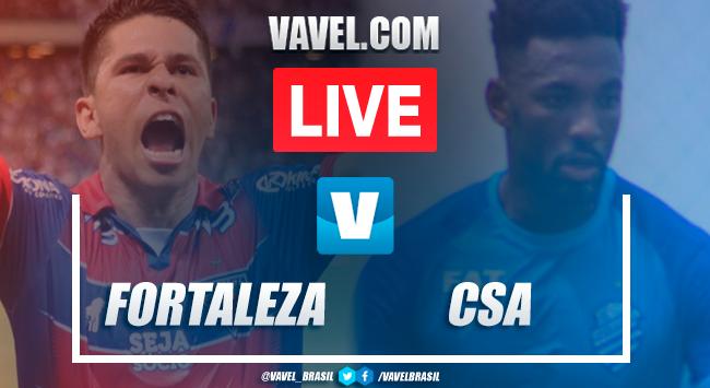 Gols e melhores momentos de Fortaleza x CSA pela Copa do Nordeste (1-0)
