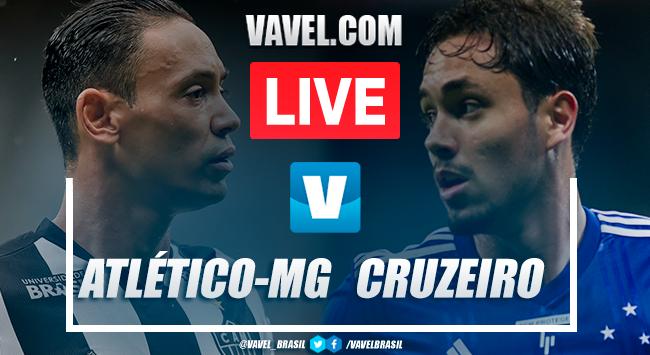 Gols e melhores momentos Atlético-MG 2x1 Cruzeiro pelo Campeonato Mineiro