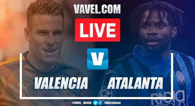 Gols e melhores momentos Valencia 3x4 Atalanta pela Champions League