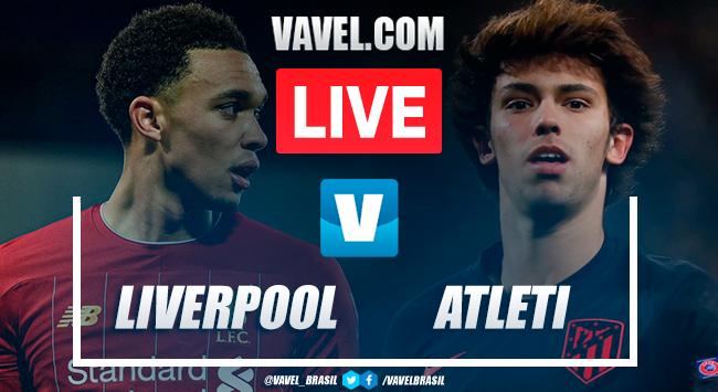 Gols e melhores momentos Liverpool 2x3 Atléticod de Madrid pela Champions League 2019-20