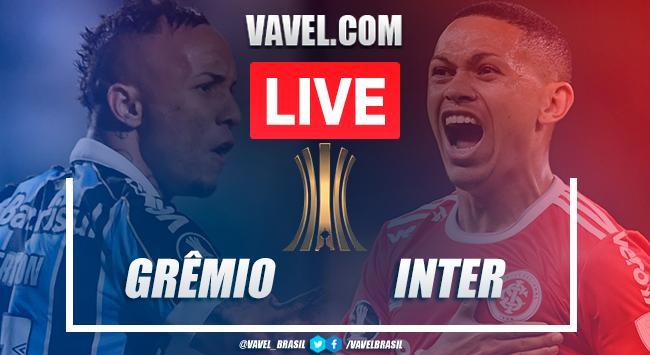 Melhores momentos Grêmio 0x0 Inter pela Copa Libertadores