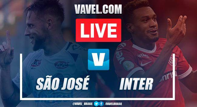 Gols e melhores momentos São José 1x4 Interpelo Campeonato Gaúcho
