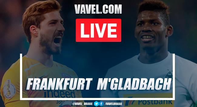 Gols e melhores momentos Eintracht Frankfurt 1x3 Borussia Mönchengladbach pela Bundesliga