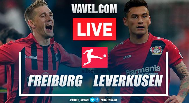 Gols e melhores momentos de Freiburg x Bayer Leverkusen pela Bundesliga (0-1)