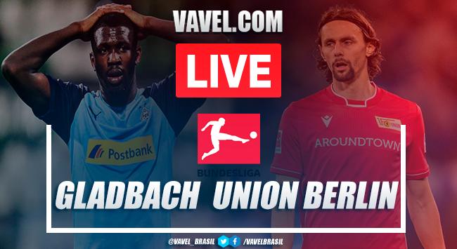 Gols e melhores momentos de Borussia Mönchengladbach x Union Berlin pela Bundesliga (4-1)
