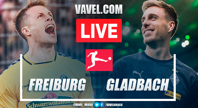 Freiburg x Borussia Mönchengladbach AO VIVO hoje (1-0)