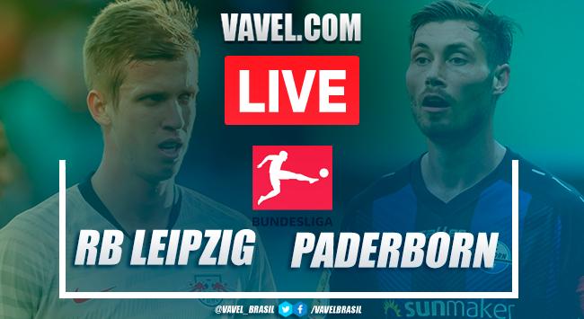 Assistir jogo RB Leipzig x Paderborn AO VIVO online pela Bundesliga 2019-20