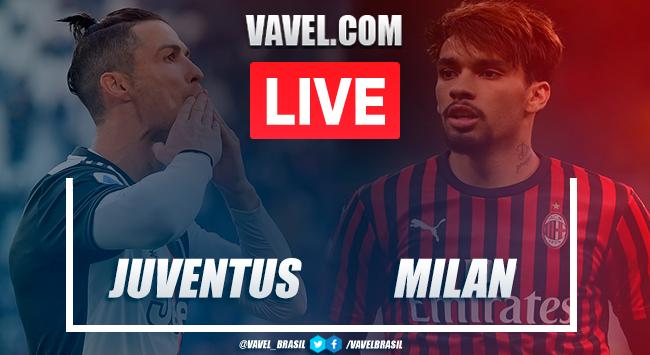 Melhores momentos de Juventus x Milan pela Coppa Italia (0-0)