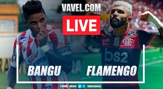 Gols e melhores momentos Bangu x Flamengo pelo Campeonato Carioca 2020 (0x3)