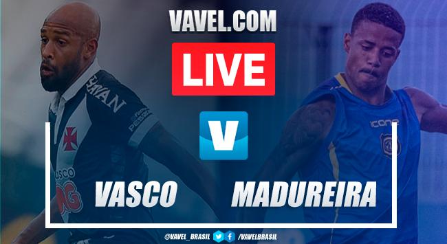 Melhores momentos de Vasco 1 x 0 Madureira pelo Campeonato Carioca 2020