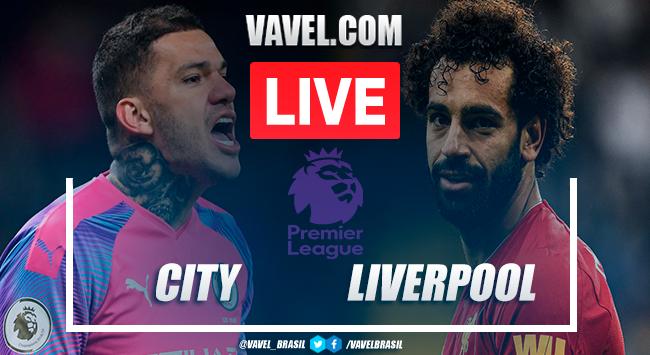 Manchester City x Liverpool AO VIVO online pela Premier League 2019-20 (0-0)