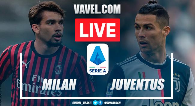 Gols e melhores momentos Milan 4x2 Juventus pelo Campeonato Italiano