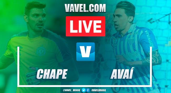 Gols e melhores momentos Chapecoense x Avaí pelo Campeonato Catarinense (2-0)
