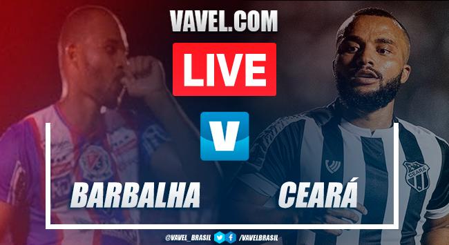 Gols e melhores momentos de Barbalha 0 x 5 Ceará pelo Campeonato Cearense 2020