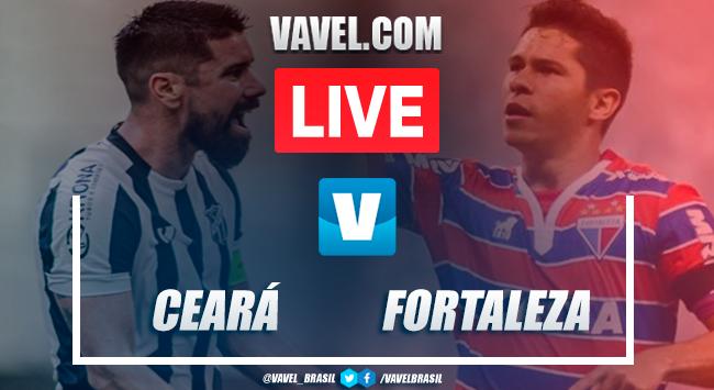 Gols e melhores momentos de Ceará x Fortaleza no Campeonato Cearense (1-2)