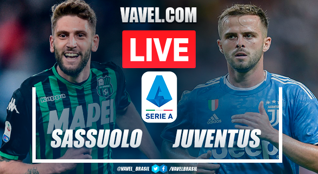 Assistir ao jogo Sassuolo x Juventus AO VIVO online na Serie A 2019-2020