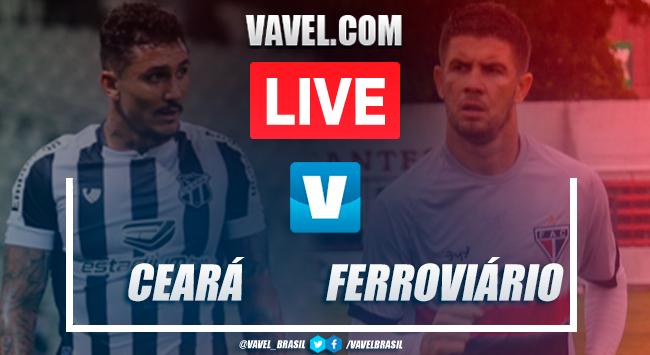 Gol e melhores momentos de Ceará 1 x 0 Ferroviário pelo Campeonato Cearense 2020