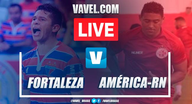 Gols e melhores momentos Fortaleza 3x1 América-RN pela Copa do Nordeste 2020