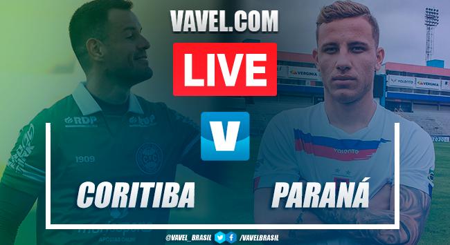 Melhores momentos Coritiba 2 x 1 Paraná pelo Campeonato Paranaense 2020