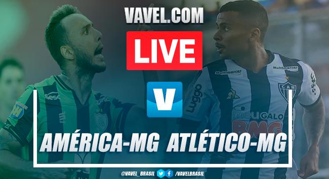 Gols e melhores momentos América-MG 1x1 Atlético-MG pelo Campeonato Mineiro