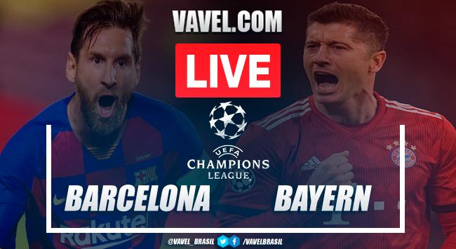 Gols e melhores momentos Barcelona 2x8 Bayern de Munique pela Champions League