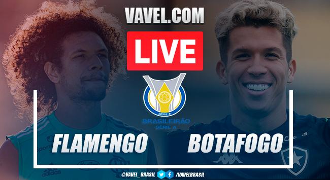 Gols e melhores momentos Flamengo 1 x 1 Botafogo pelo Brasileirão 2020