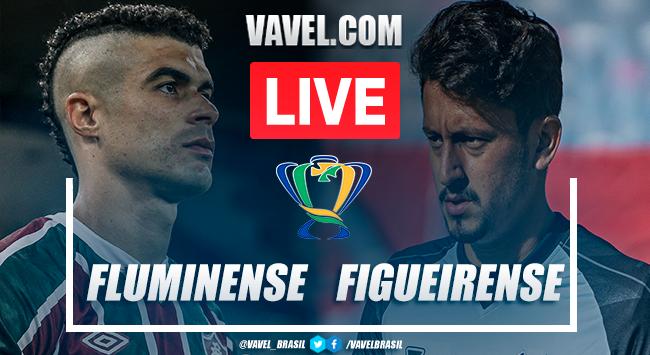 Gols e melhores momentos de Fluminense 3 x 0 Figueirense pela Copa do Brasil 2020
