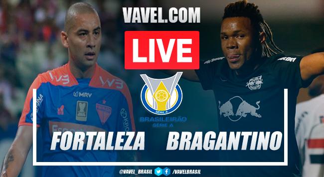 Gols e melhores momentos de Fortaleza x Bragantino no Brasileirão (3-0)