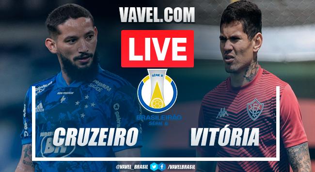 Gols e melhores momentos Cruzeiro 1x0 Vitóriapela Série B Campeonato Brasileiro