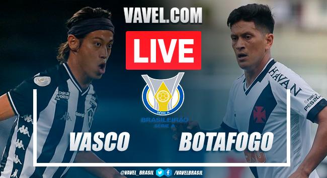 Gols e melhores momentos de Botafogo 2x3 Vasco pelo Campeonato Brasileiro